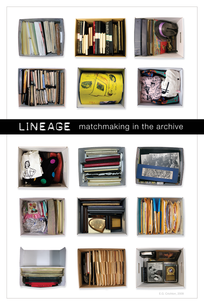lineage poster
