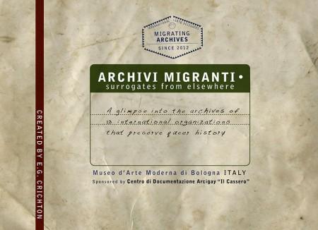 Archivi Migranti front