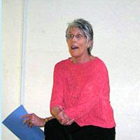 laurne speaking
