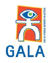 GALA logo