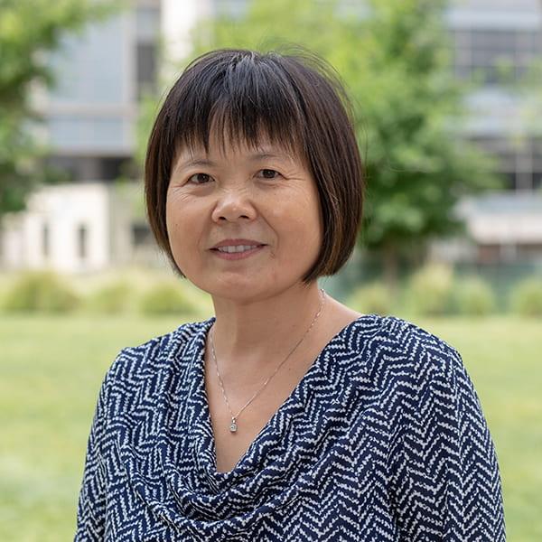 Jinxiu Lu Research Lab Specialist jinxiulu@usc.edu