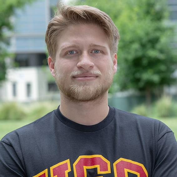 Nicholas Reynolds Master's Student nnreynol@usc.edu