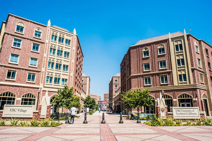 USC Village Opens to the Trojan Community