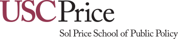 USC Price Sol Price School of Public Policy
