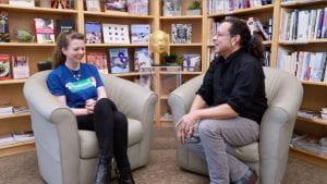 Siobhan speaks to Ted