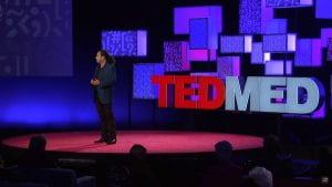Ted talks on TEDMED