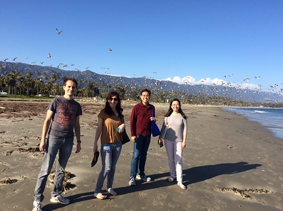 Santa Barbara, Tri-institutional Stem Cell Retreat, May 2015