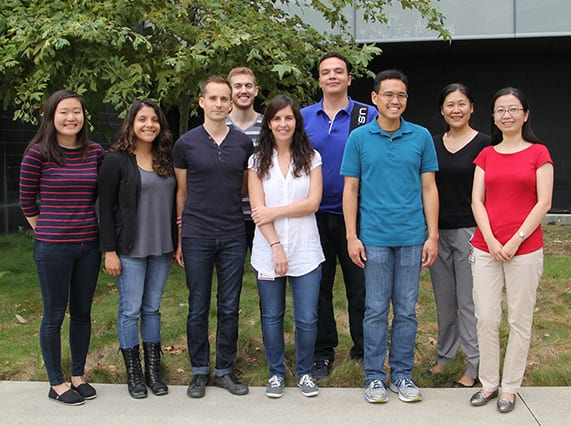 Yu Lab July 2015