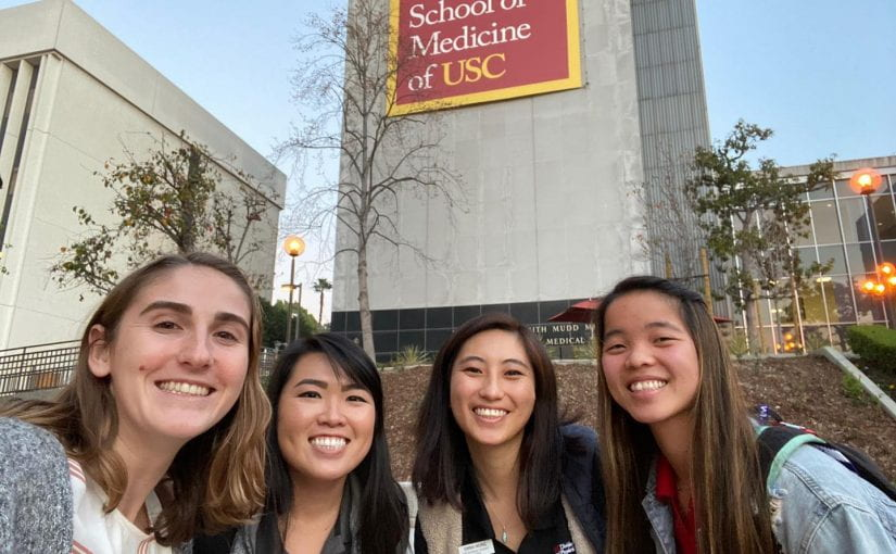 Community Outreach: Keck Medicine+Bravo HS Mentorship Program