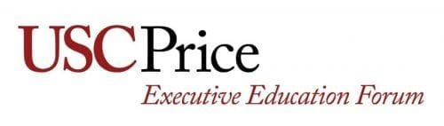 USC Price EXED Forum logo