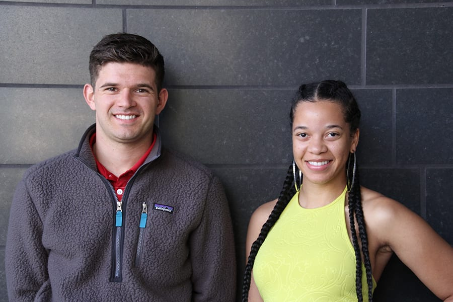 Countdown to Commencement: Meet graduates Chase Bowen and Ciara Mimms