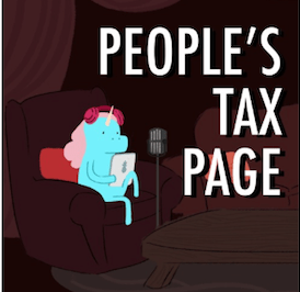 People's Tax Page