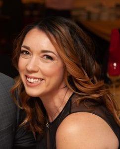 Portrait of Amanda Jensen