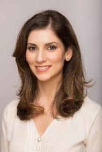Portrait of Rosanne Melikian