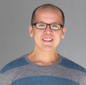 Portrait of Cheng Wen