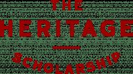 Heritage Scholarship Logo
