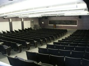 Lecture Hall, Taper Hall Lecture Hall 101 - classroom - modern - interior