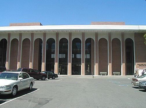 Building Exterior (modern), GFS exterior Newer Building - Brick - modern