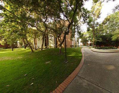 Park, Ramo Lawn Park - Grassy area exterior