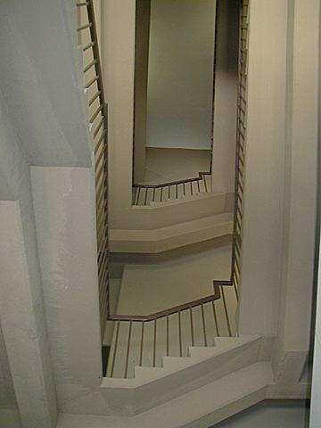 Staircase, ASC Staircase exterior