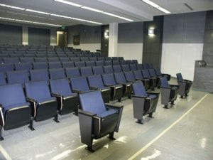 Lecture Hall, Classroom - MRF 340