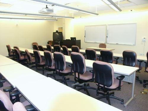 Classroom, Classroom SWC 106