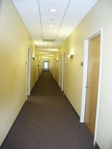 Hallway, SWC Hallway, interior