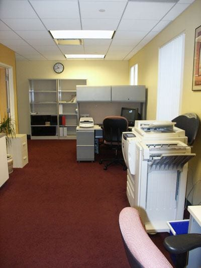 Office, SWC Office Workspace