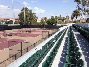 Athletic Facility, Tennis stadium (seating) - athletic facility