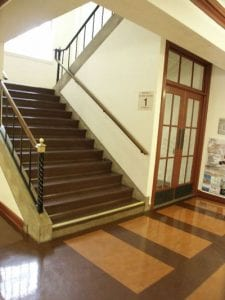 Staircase, ZHS Stairs