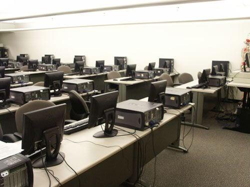 Computer Lab, DEN Computer Lab