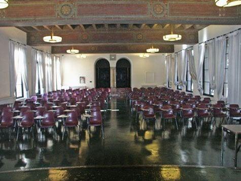 Classroom, Mudd Hall 101