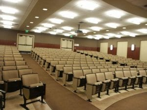Lecture Hall, SAL 101 - Lecture Hall