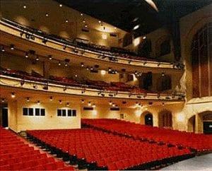 Auditorium, Bovard Auditorium - Building, interior, hall
