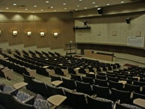 Lecture Hall, SGM 123 & 124