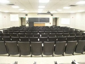 Lecture Hall, SGM 101