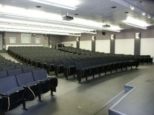 Lecture Hall, Taper Hall 101 - Lecture Hall