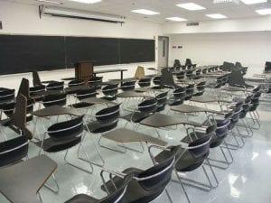 Classroom, Taper Hall Classrooms