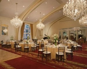 Dining Hall, Town and Gown - formal dining room