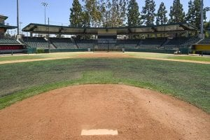 Athletic Facility, Dedeaux Field Stands
