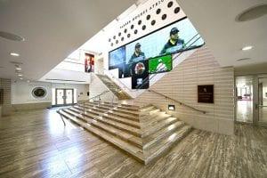 Lobby, John McKay Center Lobby NE
