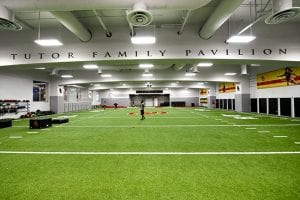 Athletic Facility, John McKay Indoor Field