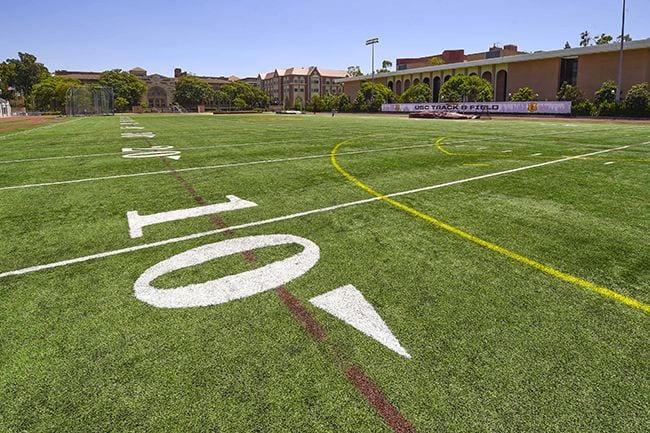 Athletic Facility, Loker Stadium Field
