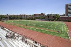 Athletic Facility, Loker Stadium SE