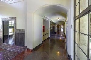 Hallway, PED Hallway N