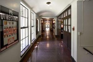 Hallway, PED Hallway S