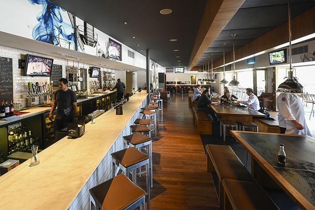 Restaurant, The Lab Bar