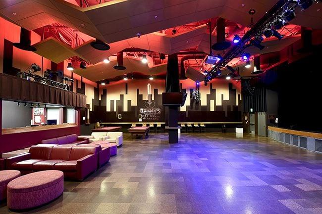 Auditorium, Tommy's Place E