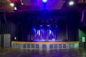 Auditorium, Tommy's Place Stage