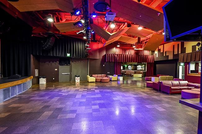 Auditorium, Tommy's Place W